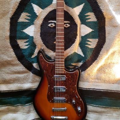 Schecter Hellcat-VI Offset 3-Tone Sunburst w/ Rosewood Fretboard for sale