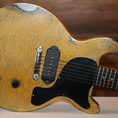 2020 Loic Le Pape LSteel Junior TV Yellow Heavy aged for sale
