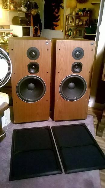 JBL L100T Vintage Tower Speakers | Captain Music