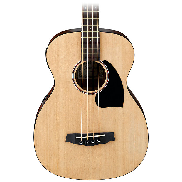 Musical Instruments & Gear Ibanez Pcbe12-opn Acoustic Bass Guitar With Pick-up B Stock Acoustic Electric Guitars