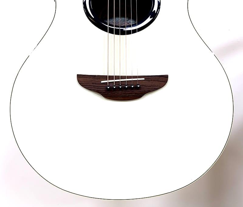 Guitare Folk Electro-Acoustique Yamaha APX 500 II White ...