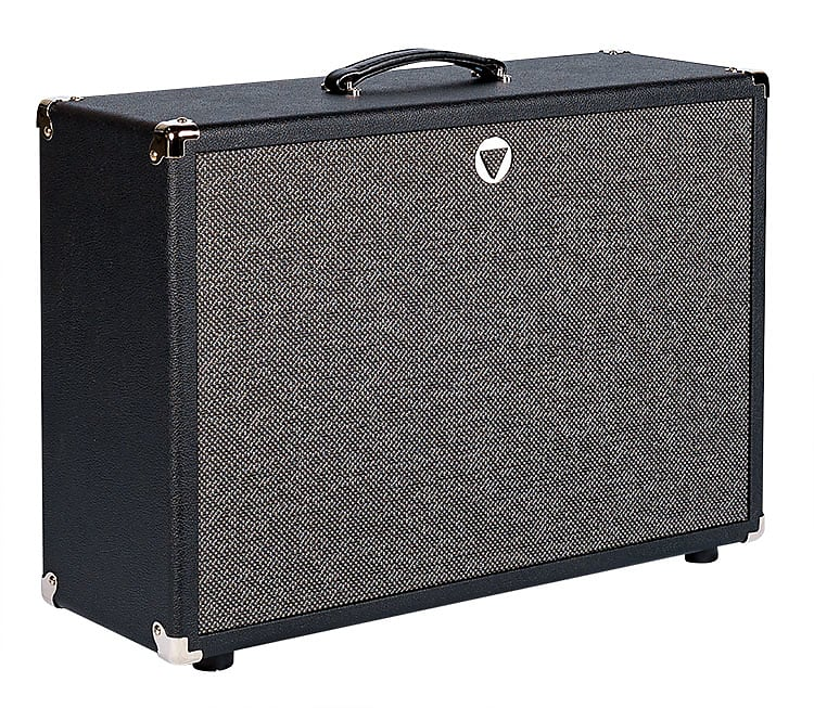 vboutique usa vcab 1 x 12 oversized w celestion alnico cream reverb. Black Bedroom Furniture Sets. Home Design Ideas