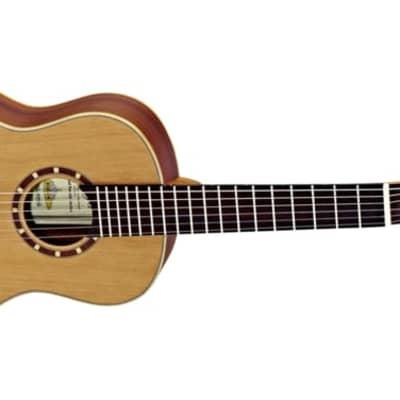 Ortega Family Series Satin 1/4 Size Acoustic Guitar Cedar for sale