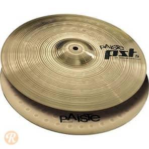 "Paiste 14"" PST 5 Sound Edge Hi-Hat Cymbals (Pair)"