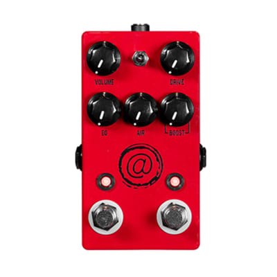 JHS The AT+, Andy Timmons Overdrive/Boost Guitar Pedal - Used