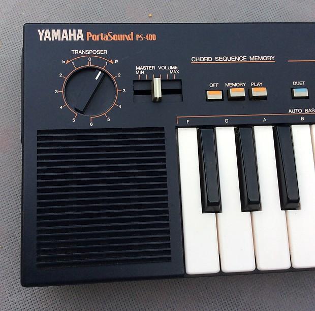 Circuit Bent Yamaha Keyboard