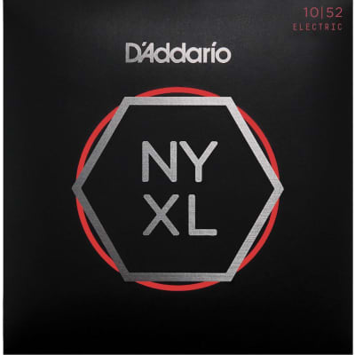 D'Addario NYXL Electric Strings - 10-52