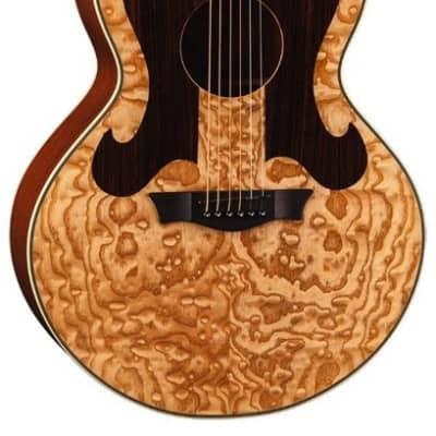 Dean CWB GN Craig Wayne Boyd Acoustic-Electric Guitar, Gloss Natural