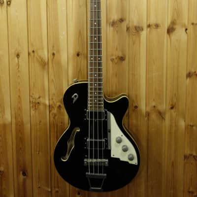 Duesenberg Starplayer Bass Trans Black