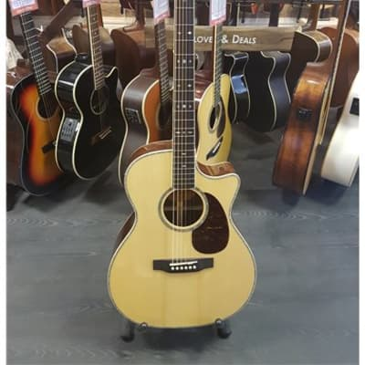 Crafter TC-035 Cutaway Electro Acoustic Guitar - PRE-LOVED: (Great Condition) for sale