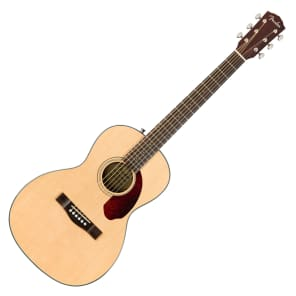 Fender CP-140SE Solid Spruce/Rosewood Parlor with Fishman Presys Electronics Natural