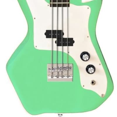 Airline Jetsons Jr. Bass Seafoam Green for sale