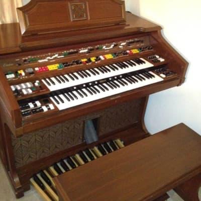 Yamaha 7000 Electone Organ