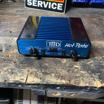 THD Hot Plate Power Attenuator - 16 Ohm 2010s Blue for sale