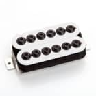SEYMOUR DUNCAN INVADER HUMBUCKER NECK WHITE SH-8n NECK PICKUP ONLY image