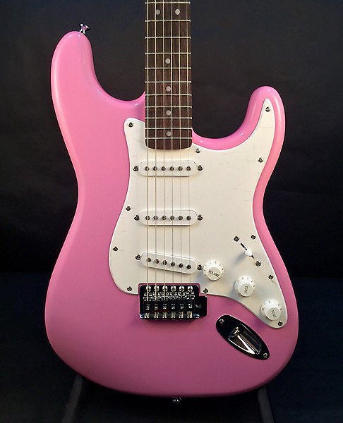 squier by fender bullet stratocaster with tremolo electric reverb. Black Bedroom Furniture Sets. Home Design Ideas