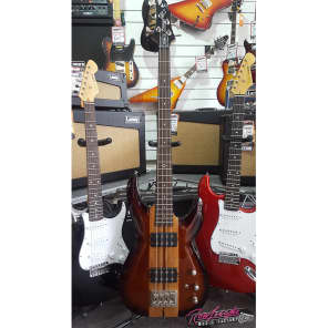 Diamond Barchetta Electric Bass Guitar with Diamond Humbuckers and Deluxe Hardware for sale