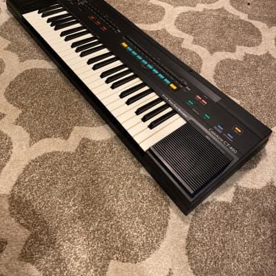 SUMMER SALE// RARE VINTAGE Casio CT-460 465 Sound Tone Bank