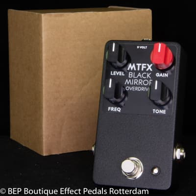 MTFX Black Mirror Overdrive 2019 made in Holland