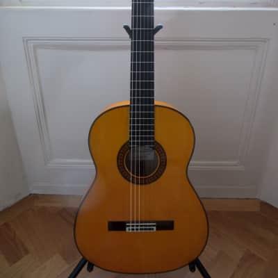 Pedro Maldonado F-1 padre flamenco guitar. 2005 for sale