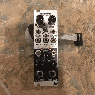 Xaoc Devices Sewastopol Audio Port & Voltage Extractor