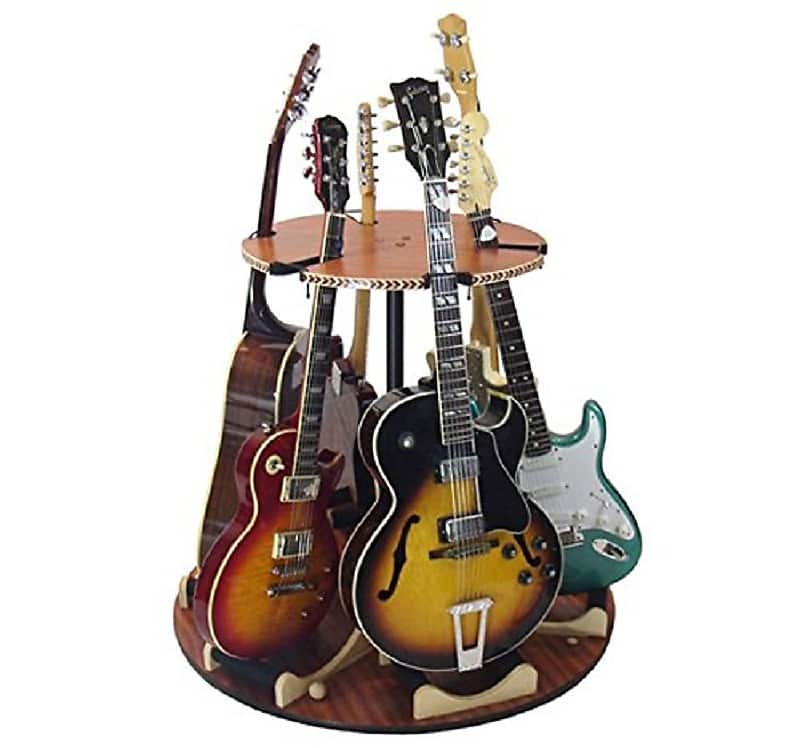 carousel deluxe multi guitar stand guitar storage reverb. Black Bedroom Furniture Sets. Home Design Ideas