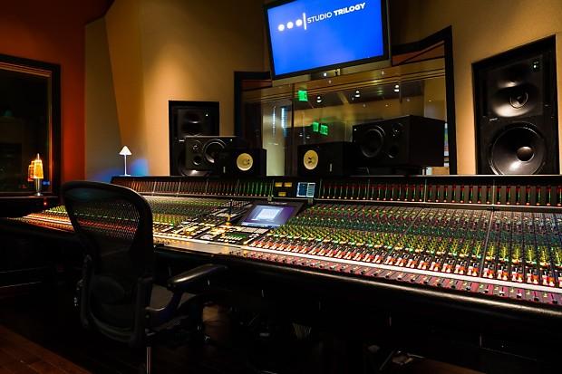 solid state logic xl 9080k pro audio design reverb. Black Bedroom Furniture Sets. Home Design Ideas