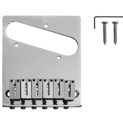 Fender Genuine Replacement Part bridge assembly American Series ('86-'07) Tele