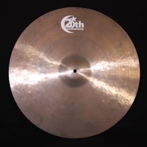 "Bosphorus 22"" 20th Anniversary Series Ride Cymbal"