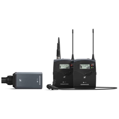 Sennheiser EW 100 ENG G4 Camera-Mount Combo Wireless Microphone System (A-Band: 516-558 MHz)