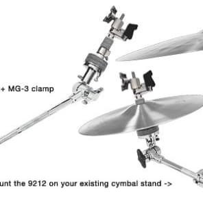 DW Accessories : 1/2X18 Boom C-Hat Arm With Mg-3