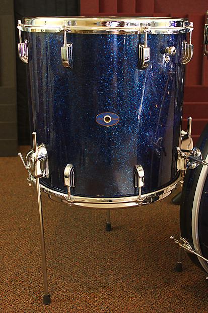Vintage Leedy Drum Set 20 Quot 12 Quot 14 Quot Amp Snare Reverb