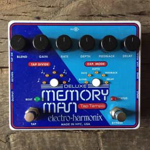 Electro-Harmonix Deluxe Memory Man Tap Tempo with Panasonic MN3005 Chip
