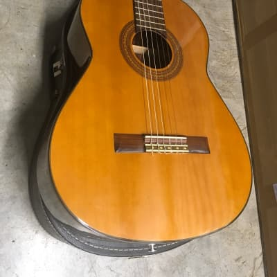 Conn C-200 1970s Rosewood classical guitar made in Japan for sale