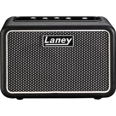 Laney Mini STB SuperG Battery Powered Guitar Amp Combo, Bluetooth Enabled