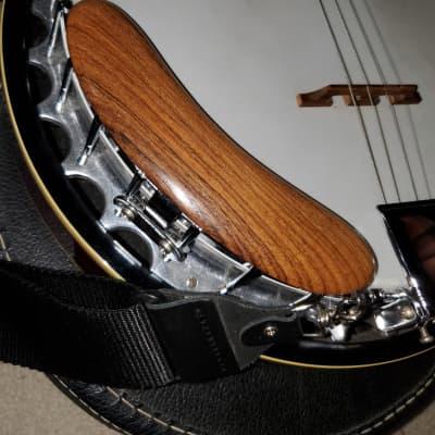 Rhapsody 4 String Banjo