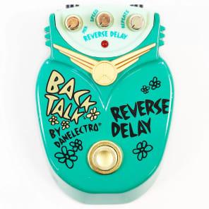 Danelectro Back Talk Reverse Delay