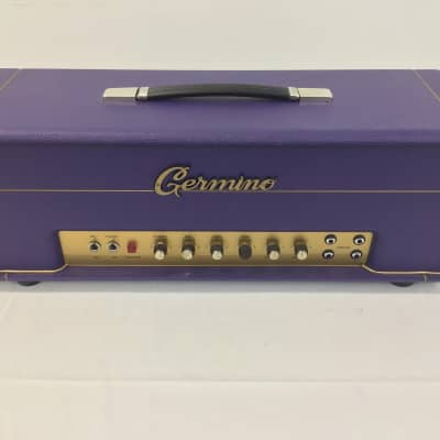 Germino Lead 55 Tube Guitar Amplifier Head for sale