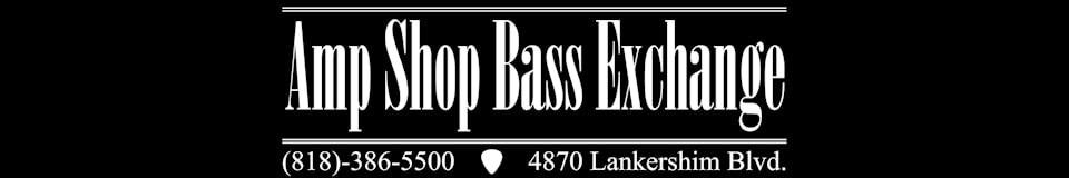 Amp Shop Bass Exchange