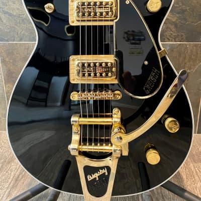Rare Stunningly Beautiful Masterwork Elliot Easton Signature Gretsh 6128T Duo Jet Pro Guitar (468)