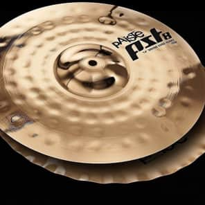 "Paiste 14"" PST 8 Reflector Sound Edge Hi-Hat Cymbals (Pair)"