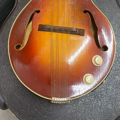 Kay  K100 Electric Mandolin 1950's Sunburst for sale