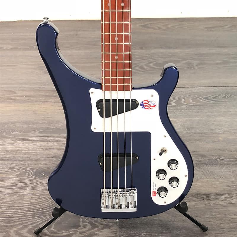 Rickenbacker Bass 5 String For Sale : rickenbacker 4003 5 string electric bass midnight blue reverb ~ Vivirlamusica.com Haus und Dekorationen