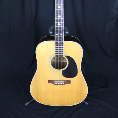 Jullian by Kurosawa B15-S Western Acoustic Guitar MIJ Natural for sale