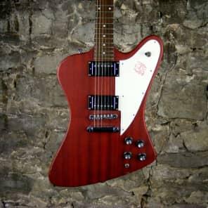 Epiphone Firebird Studio Electric Guitar Worn Cherry