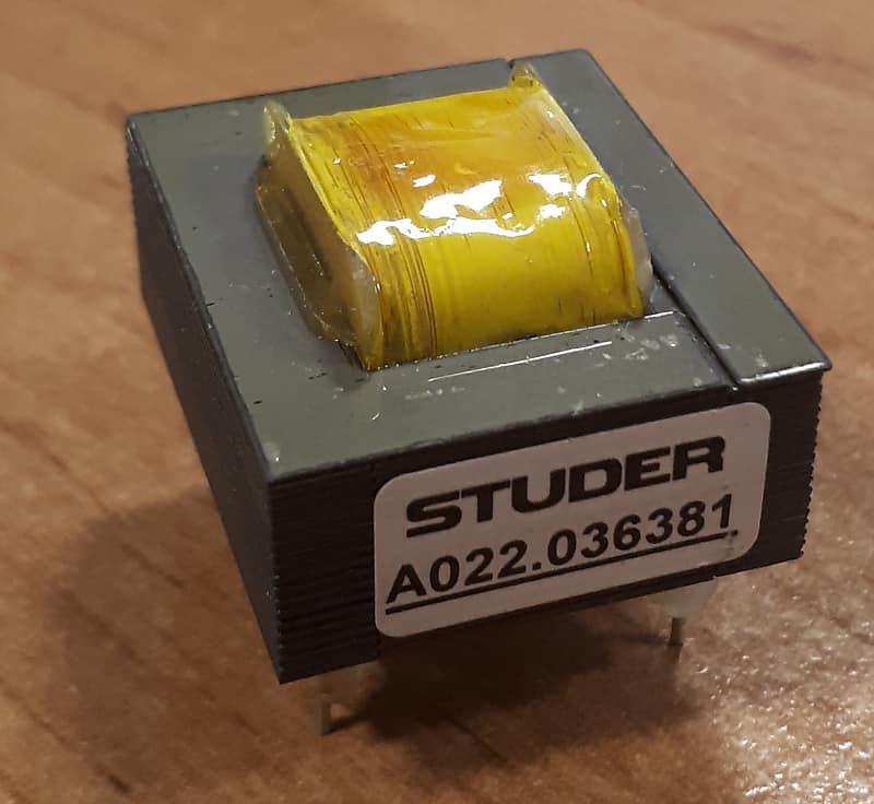 Studer A022 036381 Line output transformer
