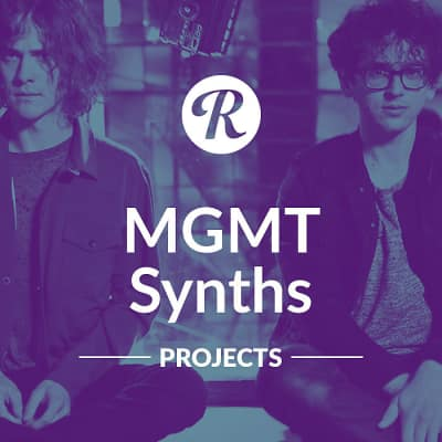 MGMT Synths Projects
