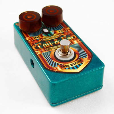 """Lounsberry Pedals Handwired Point-to-Point """"Tall & Fat"""""""