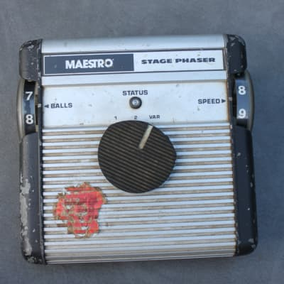 Maestro Stage Phaser 1970's for sale