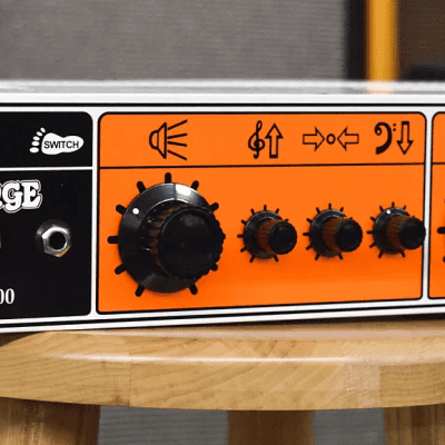 Orange OB1-500 500w Bass Head